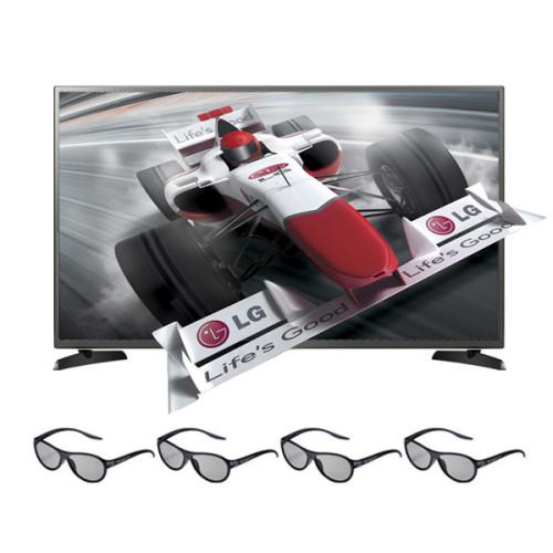 3D LED телевизор LG 32LF653V