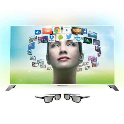 3D LED телевизор Philips 48PFS8209