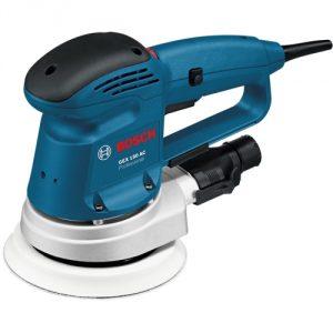 Эксцентриковая шлифмашина Bosch GEX 125 AC Professional (0601372565)