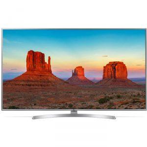 4K Smart TV LED телевизор LG 43UK6510