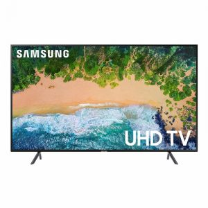 4K LED телевизор Samsung UE40NU7100UXRU