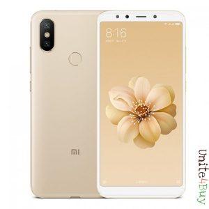 Смартфон Xiaomi Mi A2 (4/32 gold)